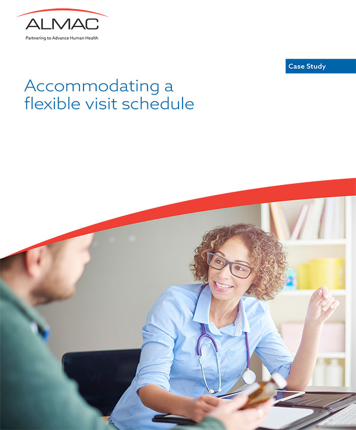 Accommodating a Flexible Visit Schedule