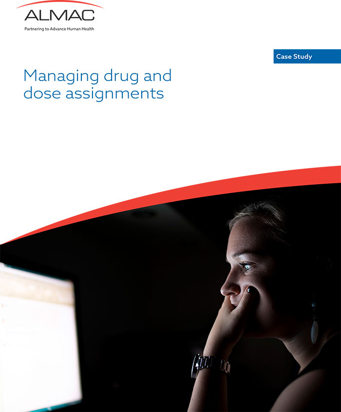 Managing Drug & Dose Assignments