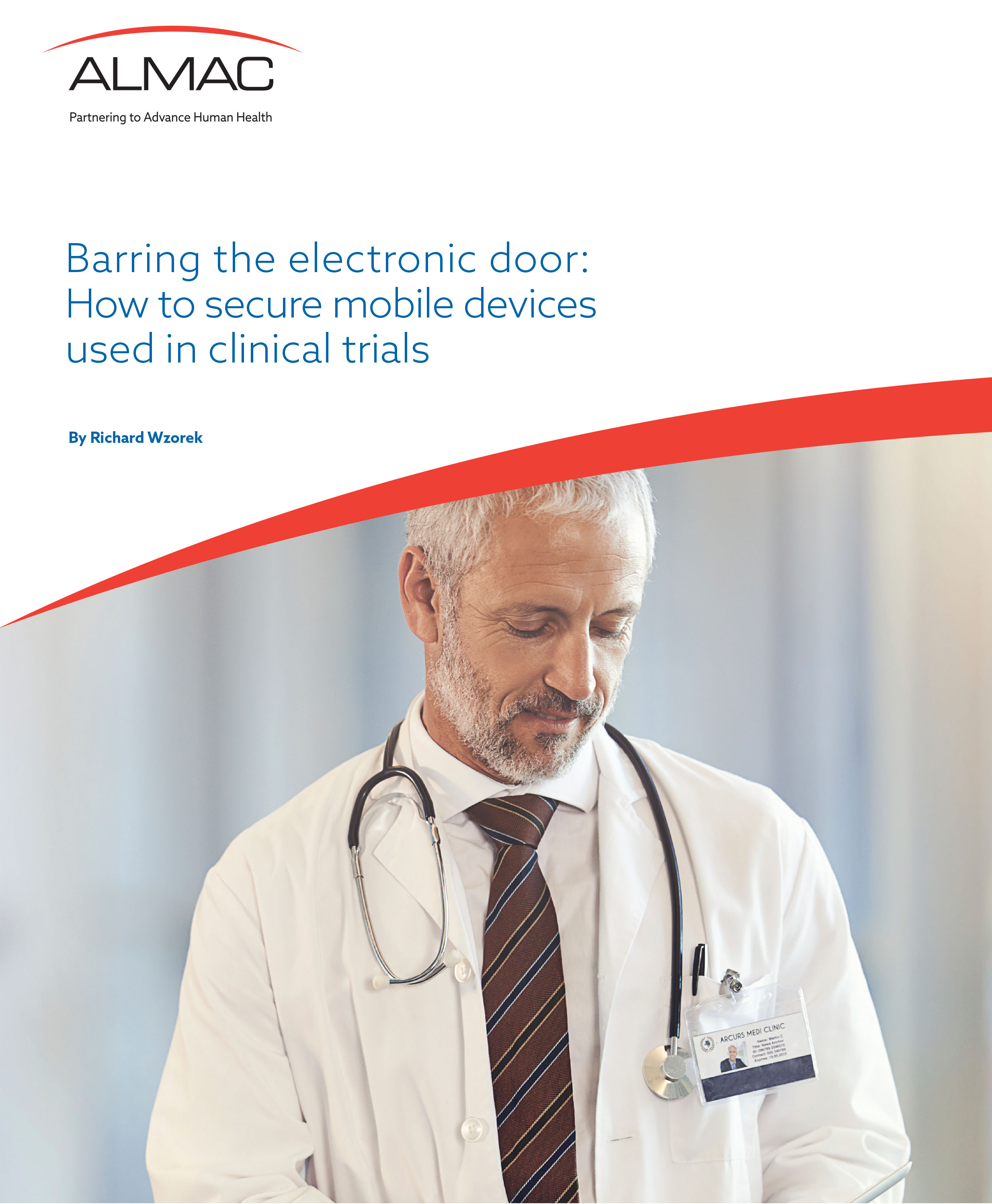 Barring the Electronic Door: How to Secure Mobile Devices Used in Clinical Trials