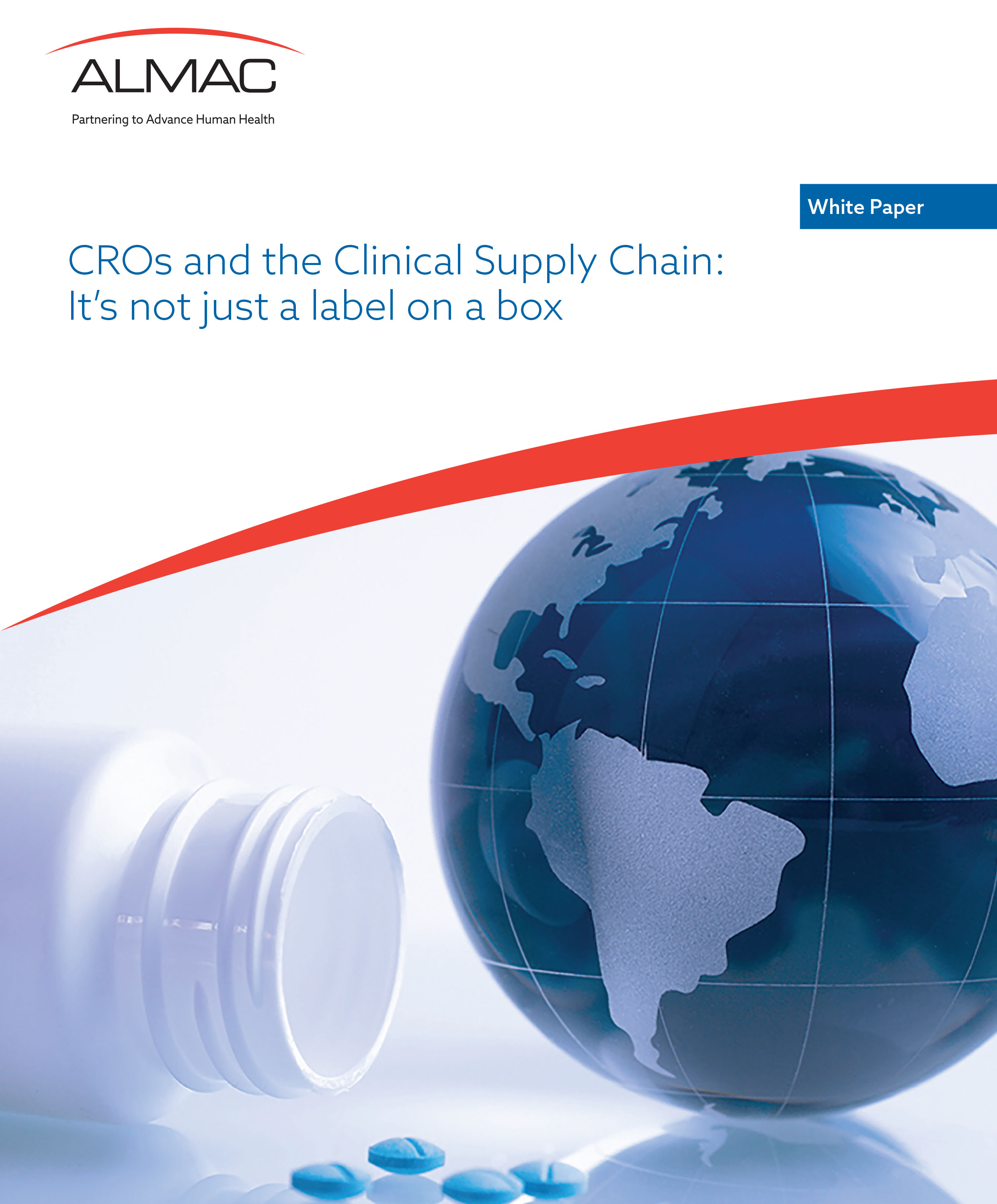 CROs and Clinical Supply Chain: It's Not Just A Label On A Box