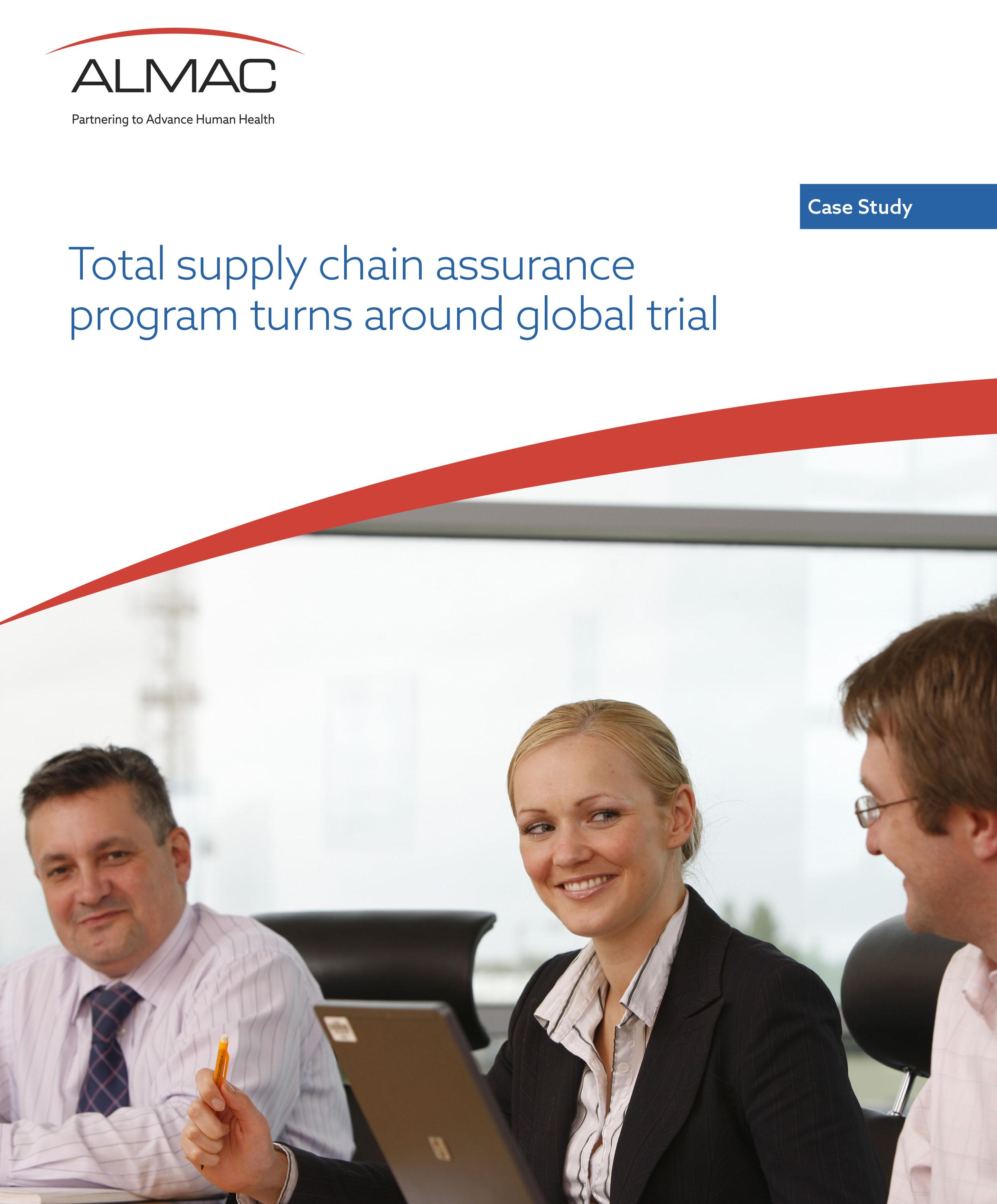 Total supply chain assurance program
