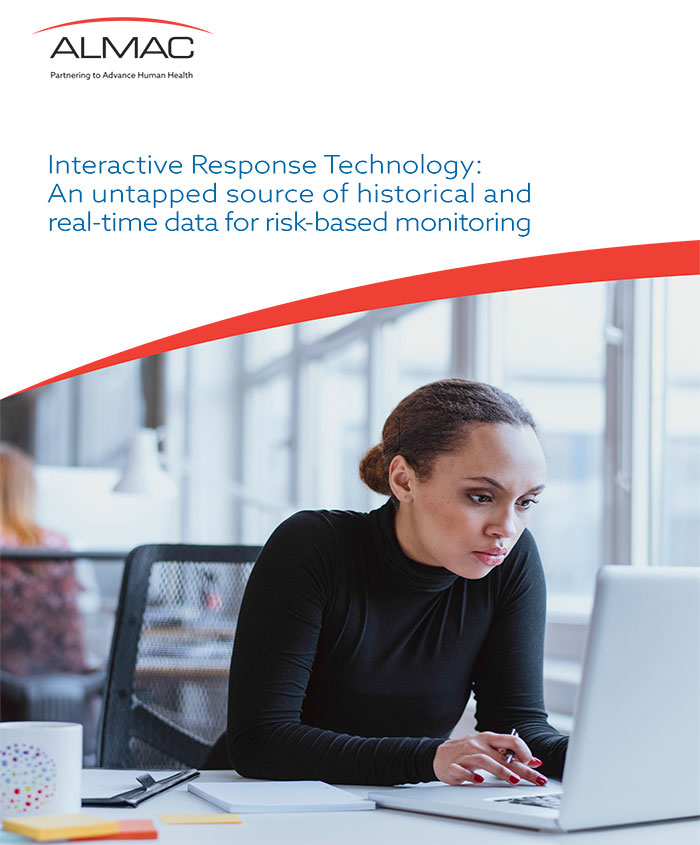 Interactive Response Technology: An Untapped Source Of Historical And Real-Time Data For Risk-Based Monitoring