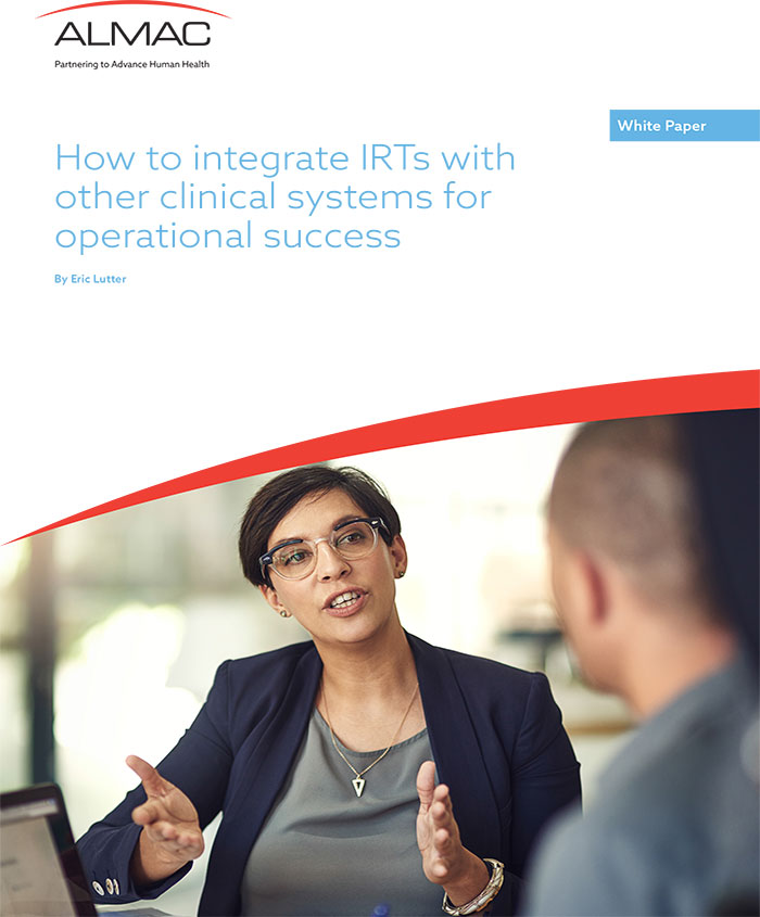 How to Integrate IRTs with Other Clinical Systems for Operational Success
