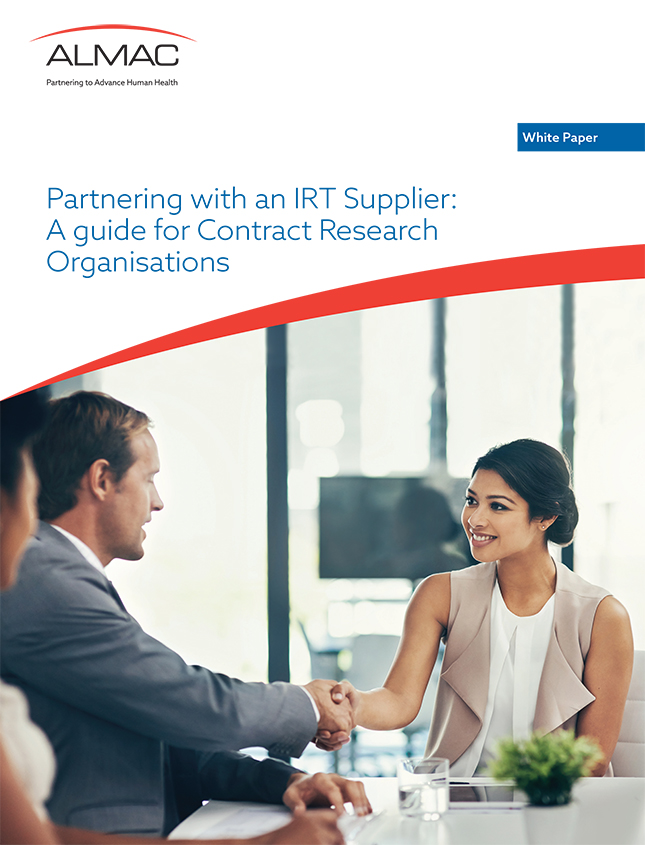 Partnering with an IRT Supplier: A Guide for CROs